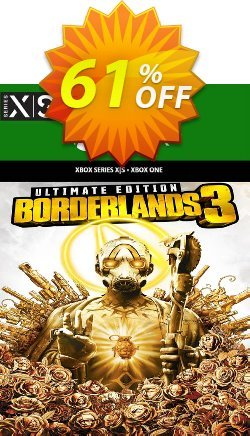 Borderlands 3 Ultimate Edition Xbox One / Xbox Series XS Coupon discount Borderlands 3 Ultimate Edition Xbox One / Xbox Series XS Deal 2021 CDkeys. Promotion: Borderlands 3 Ultimate Edition Xbox One / Xbox Series XS Exclusive Sale offer for iVoicesoft