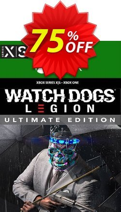 Watch Dogs: Legion Ultimate Edition Xbox One / Xbox Series X|S Coupon discount Watch Dogs: Legion Ultimate Edition Xbox One / Xbox Series X|S Deal 2021 CDkeys. Promotion: Watch Dogs: Legion Ultimate Edition Xbox One / Xbox Series X|S Exclusive Sale offer for iVoicesoft