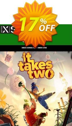 It Takes Two Xbox One/ Xbox Series X|S - UK  Coupon discount It Takes Two Xbox One/ Xbox Series X|S (UK) Deal 2021 CDkeys. Promotion: It Takes Two Xbox One/ Xbox Series X|S (UK) Exclusive Sale offer for iVoicesoft