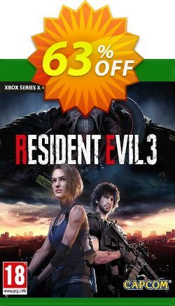 Resident Evil 3 Xbox One - EU  Coupon discount Resident Evil 3 Xbox One (EU) Deal 2021 CDkeys - Resident Evil 3 Xbox One (EU) Exclusive Sale offer for iVoicesoft