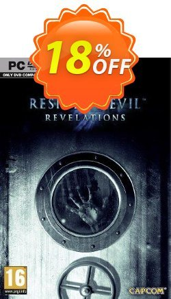 Resident Evil Revelations - PC  Coupon discount Resident Evil Revelations (PC) Deal. Promotion: Resident Evil Revelations (PC) Exclusive offer for iVoicesoft