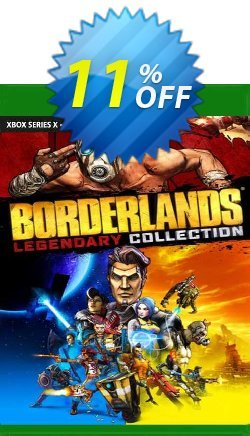 Borderlands Legendary Collection Xbox One - EU  Coupon discount Borderlands Legendary Collection Xbox One (EU) Deal 2021 CDkeys. Promotion: Borderlands Legendary Collection Xbox One (EU) Exclusive Sale offer for iVoicesoft