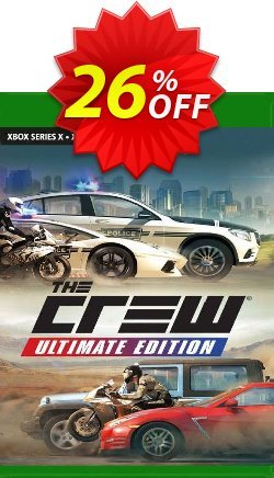 The Crew Ultimate Edition Xbox One - EU  Coupon discount The Crew Ultimate Edition Xbox One (EU) Deal 2021 CDkeys. Promotion: The Crew Ultimate Edition Xbox One (EU) Exclusive Sale offer for iVoicesoft