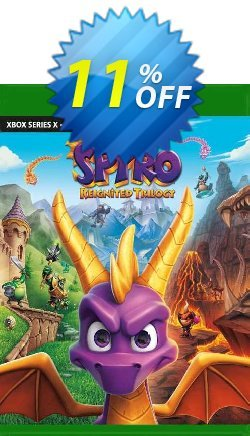 Spyro Reignited Trilogy Xbox One - EU  Coupon discount Spyro Reignited Trilogy Xbox One (EU) Deal 2021 CDkeys. Promotion: Spyro Reignited Trilogy Xbox One (EU) Exclusive Sale offer for iVoicesoft