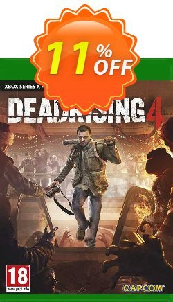 Dead Rising 4 Xbox One - EU  Coupon discount Dead Rising 4 Xbox One (EU) Deal 2021 CDkeys - Dead Rising 4 Xbox One (EU) Exclusive Sale offer for iVoicesoft