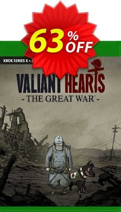 Valiant Hearts: The Great War Xbox One Coupon discount Valiant Hearts: The Great War Xbox One Deal 2021 CDkeys. Promotion: Valiant Hearts: The Great War Xbox One Exclusive Sale offer for iVoicesoft
