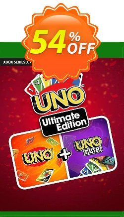 UNO Ultimate Edition Xbox One Coupon discount UNO Ultimate Edition Xbox One Deal 2021 CDkeys. Promotion: UNO Ultimate Edition Xbox One Exclusive Sale offer for iVoicesoft