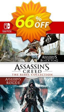 Assassins Creed The Rebel Collection Switch - EU  Coupon discount Assassins Creed The Rebel Collection Switch (EU) Deal 2021 CDkeys. Promotion: Assassins Creed The Rebel Collection Switch (EU) Exclusive Sale offer for iVoicesoft