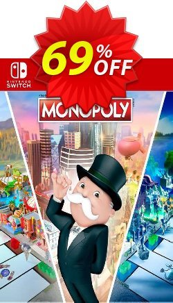 Monopoly Switch - EU  Coupon discount Monopoly Switch (EU) Deal 2021 CDkeys. Promotion: Monopoly Switch (EU) Exclusive Sale offer for iVoicesoft