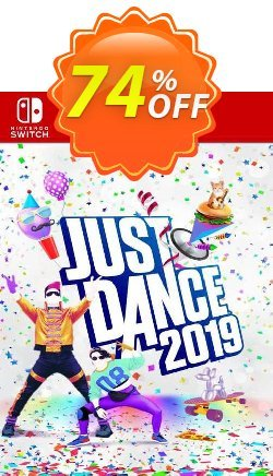 Just Dance 2019 Switch - EU  Coupon discount Just Dance 2019 Switch (EU) Deal 2021 CDkeys - Just Dance 2019 Switch (EU) Exclusive Sale offer for iVoicesoft