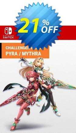Super Smash Bros. Ultimate: Pyra & Mythra Challenger Pack 9 Switch - EU  Coupon discount Super Smash Bros. Ultimate: Pyra & Mythra Challenger Pack 9 Switch (EU) Deal 2021 CDkeys. Promotion: Super Smash Bros. Ultimate: Pyra & Mythra Challenger Pack 9 Switch (EU) Exclusive Sale offer for iVoicesoft