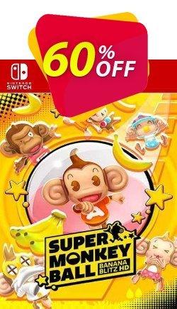 Super Monkey Ball Banana Blitz Switch - EU  Coupon discount Super Monkey Ball Banana Blitz Switch (EU) Deal 2021 CDkeys. Promotion: Super Monkey Ball Banana Blitz Switch (EU) Exclusive Sale offer for iVoicesoft