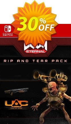 DOOM Eternal: Rip and Tear Pack Switch - EU  Coupon discount DOOM Eternal: Rip and Tear Pack Switch (EU) Deal 2021 CDkeys - DOOM Eternal: Rip and Tear Pack Switch (EU) Exclusive Sale offer for iVoicesoft