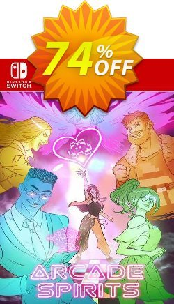 Arcade Spirits Switch - EU  Coupon discount Arcade Spirits Switch (EU) Deal 2021 CDkeys. Promotion: Arcade Spirits Switch (EU) Exclusive Sale offer for iVoicesoft