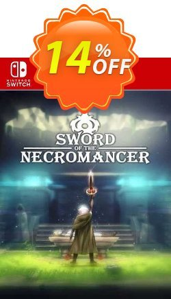 Sword of the Necromancer Switch - EU  Coupon discount Sword of the Necromancer Switch (EU) Deal 2021 CDkeys. Promotion: Sword of the Necromancer Switch (EU) Exclusive Sale offer for iVoicesoft