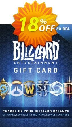 Battlenet 50 BRL Gift Card Coupon discount Battlenet 50 BRL Gift Card Deal 2021 CDkeys - Battlenet 50 BRL Gift Card Exclusive Sale offer for iVoicesoft
