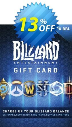 Battlenet 30 BRL Gift Card Coupon discount Battlenet 30 BRL Gift Card Deal 2021 CDkeys - Battlenet 30 BRL Gift Card Exclusive Sale offer for iVoicesoft