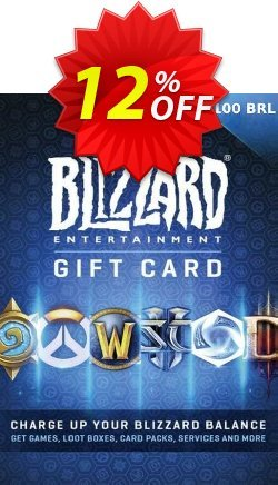 Battlenet 100 BRL Gift Card Coupon discount Battlenet 100 BRL Gift Card Deal 2021 CDkeys. Promotion: Battlenet 100 BRL Gift Card Exclusive Sale offer for iVoicesoft