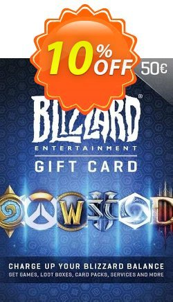 Battlenet 50 euro Gift Card Coupon discount Battlenet 50 euro Gift Card Deal 2021 CDkeys - Battlenet 50 euro Gift Card Exclusive Sale offer for iVoicesoft