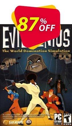 Evil Genius PC Coupon discount Evil Genius PC Deal. Promotion: Evil Genius PC Exclusive offer for iVoicesoft