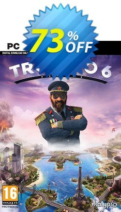 Tropico 6 PC Coupon discount Tropico 6 PC Deal - Tropico 6 PC Exclusive offer for iVoicesoft