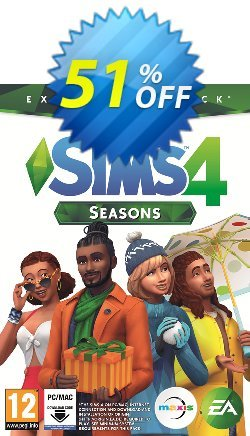 The Sims 4 - Seasons Expansion Pack PC Coupon, discount The Sims 4 - Seasons Expansion Pack PC Deal. Promotion: The Sims 4 - Seasons Expansion Pack PC Exclusive offer for iVoicesoft