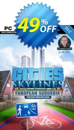 Cities Skylines - Content Creator Pack European Suburbia DLC Coupon discount Cities Skylines - Content Creator Pack European Suburbia DLC Deal - Cities Skylines - Content Creator Pack European Suburbia DLC Exclusive offer for iVoicesoft