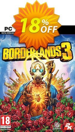 Borderlands 3 PC - EU  Coupon discount Borderlands 3 PC (EU) Deal. Promotion: Borderlands 3 PC (EU) Exclusive offer for iVoicesoft