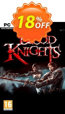 Blood Knights PC Coupon, discount Blood Knights PC Deal. Promotion: Blood Knights PC Exclusive offer for iVoicesoft