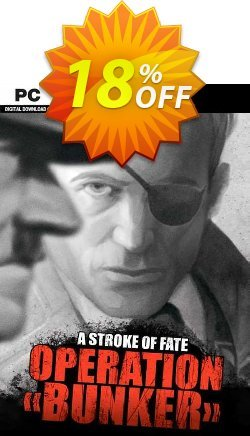 A Stroke of Fate Operation Bunker PC Coupon discount A Stroke of Fate Operation Bunker PC Deal. Promotion: A Stroke of Fate Operation Bunker PC Exclusive offer for iVoicesoft