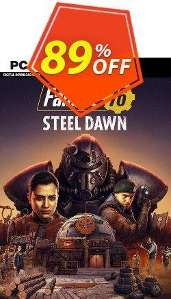 Fallout 76 PC - AUS/NZ  Coupon discount Fallout 76 PC (AUS/NZ) Deal - Fallout 76 PC (AUS/NZ) Exclusive offer for iVoicesoft