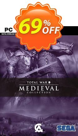 Medieval: Total War - Collection PC Coupon discount Medieval: Total War - Collection PC Deal. Promotion: Medieval: Total War - Collection PC Exclusive offer for iVoicesoft