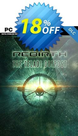 X Rebirth The Teladi Outpost PC Coupon discount X Rebirth The Teladi Outpost PC Deal - X Rebirth The Teladi Outpost PC Exclusive offer for iVoicesoft