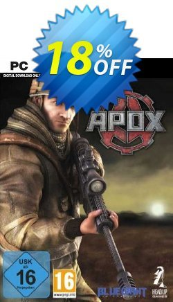 APOX PC Coupon discount APOX PC Deal. Promotion: APOX PC Exclusive offer for iVoicesoft