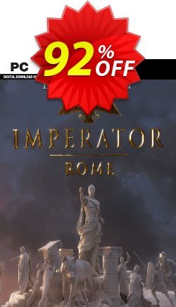 Imperator Rome Deluxe Edition PC + DLC Coupon discount Imperator Rome Deluxe Edition PC + DLC Deal. Promotion: Imperator Rome Deluxe Edition PC + DLC Exclusive offer for iVoicesoft