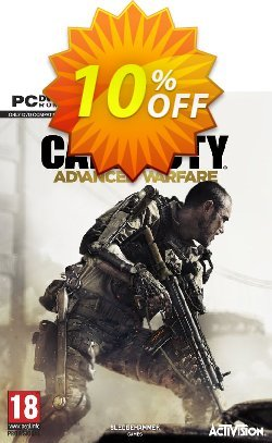 Call of Duty - COD : Advanced Warfare PC Coupon, discount Call of Duty (COD): Advanced Warfare PC Deal. Promotion: Call of Duty (COD): Advanced Warfare PC Exclusive offer for iVoicesoft