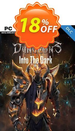 Dungeons Into the Dark DLC Pack PC Coupon discount Dungeons Into the Dark DLC Pack PC Deal. Promotion: Dungeons Into the Dark DLC Pack PC Exclusive offer for iVoicesoft