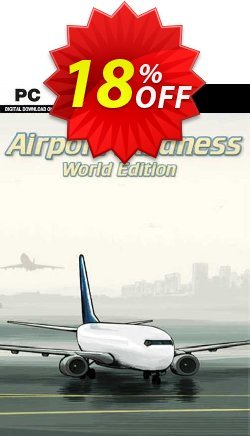Airport Madness World Edition PC Coupon discount Airport Madness World Edition PC Deal. Promotion: Airport Madness World Edition PC Exclusive offer for iVoicesoft