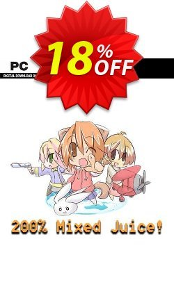 200% Mixed Juice! PC Coupon, discount 200% Mixed Juice! PC Deal. Promotion: 200% Mixed Juice! PC Exclusive offer for iVoicesoft