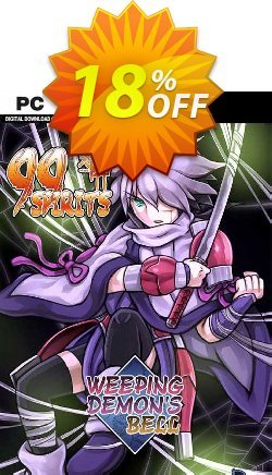 99 Spirits Weeping Demon's Bell PC Coupon discount 99 Spirits Weeping Demon's Bell PC Deal. Promotion: 99 Spirits Weeping Demon's Bell PC Exclusive offer for iVoicesoft