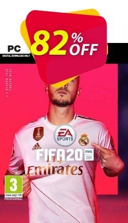 FIFA 20 PC - EN  Coupon discount FIFA 20 PC (EN) Deal - FIFA 20 PC (EN) Exclusive offer for iVoicesoft