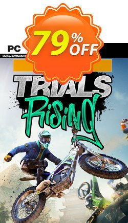 Trials Rising Gold Edition PC Coupon discount Trials Rising Gold Edition PC Deal - Trials Rising Gold Edition PC Exclusive offer for iVoicesoft