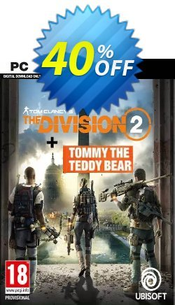 Tom Clancy's The Division 2 PC Inc. Teddy Bear DLC Coupon discount Tom Clancy's The Division 2 PC Inc. Teddy Bear DLC Deal. Promotion: Tom Clancy's The Division 2 PC Inc. Teddy Bear DLC Exclusive offer for iVoicesoft