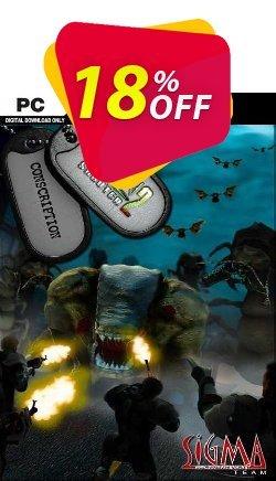 Alien Shooter 2 Conscription PC Coupon, discount Alien Shooter 2 Conscription PC Deal. Promotion: Alien Shooter 2 Conscription PC Exclusive offer for iVoicesoft