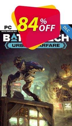 Battletech Urban Warfare DLC PC Coupon discount Battletech Urban Warfare DLC PC Deal - Battletech Urban Warfare DLC PC Exclusive offer for iVoicesoft