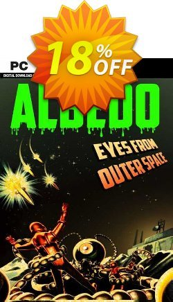 Albedo Eyes from Outer Space PC Coupon discount Albedo Eyes from Outer Space PC Deal - Albedo Eyes from Outer Space PC Exclusive offer for iVoicesoft