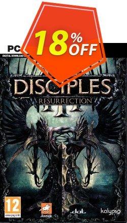Disciples III Resurrection PC Coupon discount Disciples III Resurrection PC Deal. Promotion: Disciples III Resurrection PC Exclusive offer for iVoicesoft