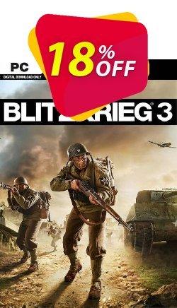 Blitzkrieg 3 PC Coupon discount Blitzkrieg 3 PC Deal. Promotion: Blitzkrieg 3 PC Exclusive offer for iVoicesoft