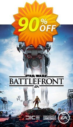 Star Wars: Battlefront PC Coupon, discount Star Wars: Battlefront PC Deal. Promotion: Star Wars: Battlefront PC Exclusive offer for iVoicesoft