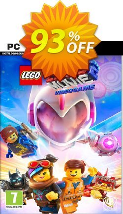 The LEGO Movie 2 Videogame PC Coupon discount The LEGO Movie 2 Videogame PC Deal. Promotion: The LEGO Movie 2 Videogame PC Exclusive offer for iVoicesoft